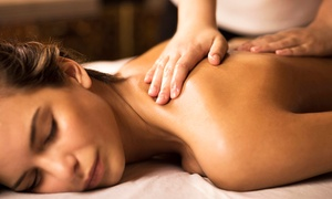 La Oasis The Body Holistic Therapies: 45- ($29) or 60-Minute Swedish Massage ($37) + Foot Spa ($55) at La Oasis The Body Holistic Therapies (Up to $115 Value)
