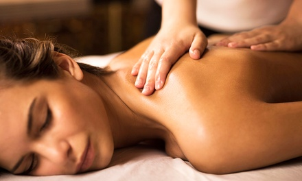 One-Hour Aromatherapy Massage for One or Two at Skin HQ (Up to 61% Off)