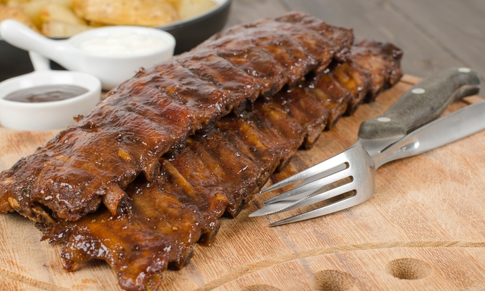 Doughboy's Bbq - West Utica: $5 for $10 Worth of Barbecue — Doughboy's Barbeque