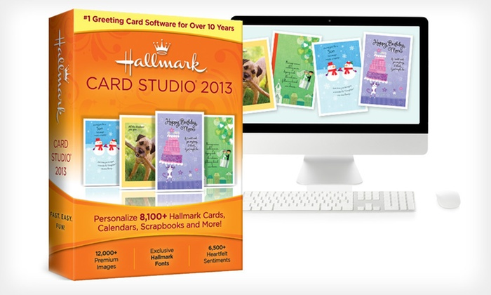 Hallmark card making software groupon goods 15 for hallmark card making software m4hsunfo