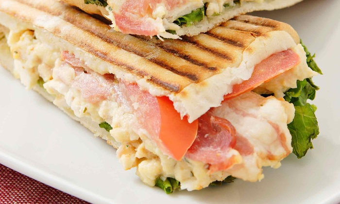 Comfort Zone Cafe - Hamburg: Lunch and Café Drinks at Comfort Zone Cafe (Up to 50% Off). Two Options Available.