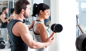 KOR Health and Fitness: Personal Training Sessions with One- or Two-Month Gym Membership to KOR Health and Fitness (Up to 79% Off)