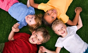 Bright Beginnings West: $131 for One Week of Preschool Plus registration at Bright Beginnings West ($280 Value)