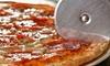 3 Train Pizzeria - Mesa Village: 25% Cash Back at 3 Train Pizzeria
