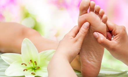 $28 for $63 Groupon  JPFoot Spa