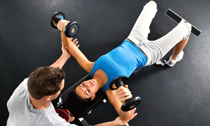 Absolute Personal Fitness - Foothills: $34 for a One-Month Gym Membership and Small-Group Personal Training at Absolute Personal Fitness ($180 Value)