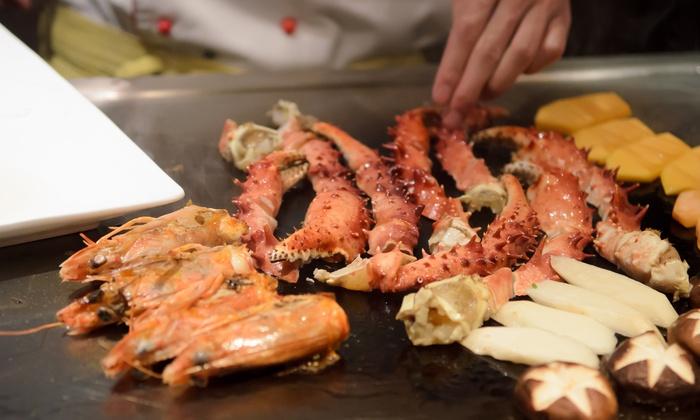 Osaka Sushi and Hibachi Steakhouse - Coon Rapids - Coon Rapids: $23 for $50 Worth of Hibachi Food at Osaka Sushi and Hibachi Steakhouse