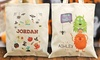 Monogram Online — Up to 81% Off Personalized Kids' Tote Bags