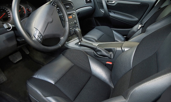 Ziebart  - Multiple Locations: Complete Interior and Exterior Detailing for a Car, SUV, Crossover, Minivan, or XLT at Ziebart (Up to 60% Off)