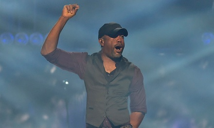 Darius Rucker at Shoreline Amphitheatre on Friday, July 31, at 7 p.m. (Up to 51% Off)