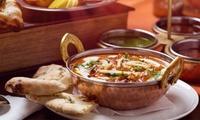 Menú hindú para 2 con aperitivo, entrante, principal, acompañamiento, postre y bebida desde 19,95 € en Restaurante Ekam