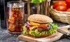 The Crown Inn & Guest House - Bristol: Burger with Three Sides and Drink for Two or Four at The Crown Inn & Guest House (Up to 45% Off)