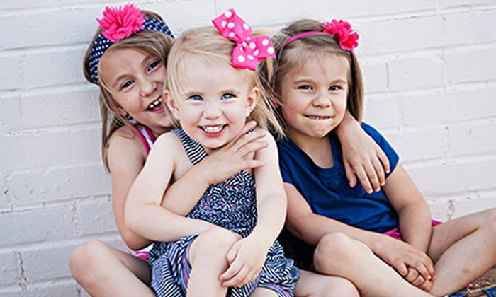 Samantha Nicole Photography - Lubbock: 30- or 90-Minute Onsite Photo Shoot with Edited Images on DVD from Samantha Nicole Photography (Up to 62% Off)