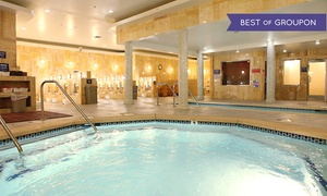 Imperial Health Spa: Spa Pass for One, Two, or Four at Imperial Health Spa (45% Off)