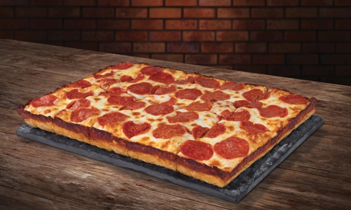Jet's Pizza - Multiple Locations: $11 for $20 Worth of Cuisine and Drink at Jet's Pizza