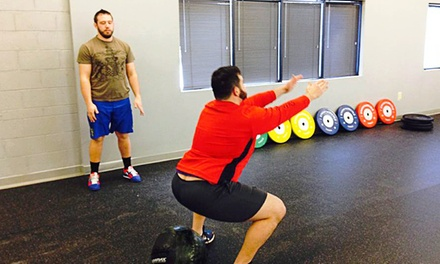 $39 for One Month of CrossFit Classes at CrossFit 262 ($149 Value)