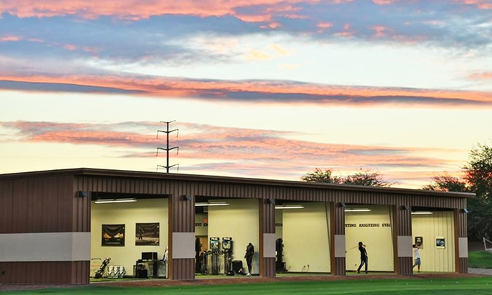 Legacy Golf Performance Center - Legacy: Three Private Golf Lessons and Optional 9-Hole Playing Lesson at Legacy Golf Performance Center (Up to 62% Off)