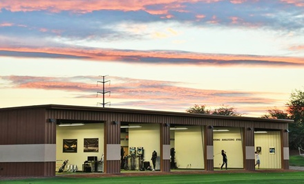 Three Private Golf Lessons and Optional 9-Hole Playing Lesson at Legacy Golf Performance Center (Up to 62% Off)