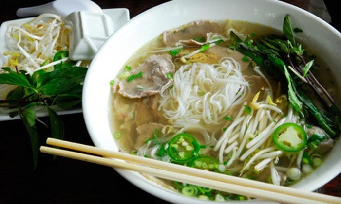 Nhu Y Restaurant - North Austin Civic Association: $10 Worth of Vietnamese Food