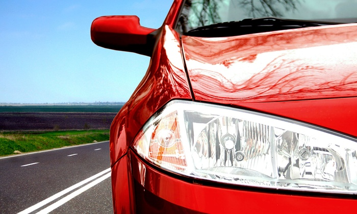 Detail AK - Fairview: $148.50 for Full Exterior Winterization Detail Package for a Vehicle at Detail AK ($290 Value)