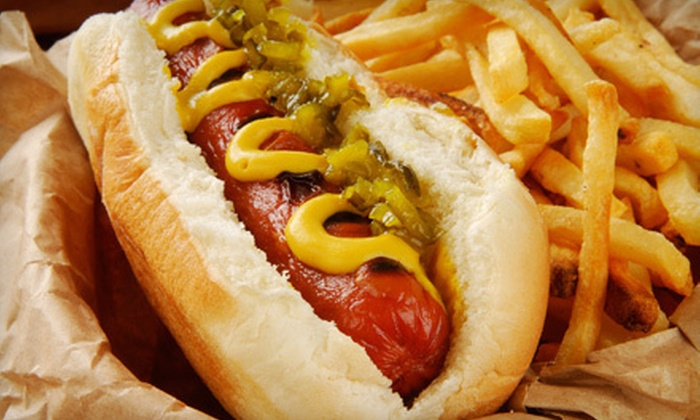 Coney Joe's - Brighton: $6 for $12 Worth of Hot Dogs and Burgers at Coney Joe's in Brighton