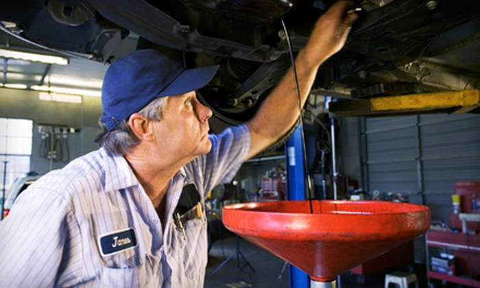 Napa AutoCare Center  - Multiple Locations: Oil Change with 20+ Point Inspection and Optional Wiper-Blade Replacement at Napa AutoCare Center (Up to 55% Off)