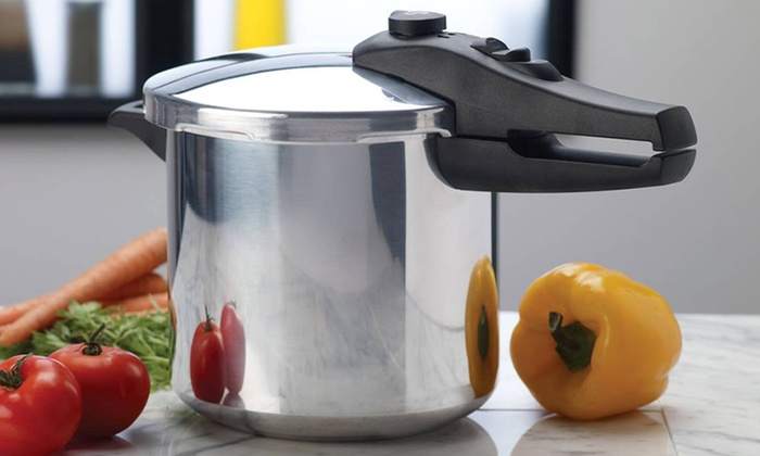 Roshco 5 Qt. Pressure Cooker: Roshco 5 Qt. Pressure Cooker. Free Shipping and Returns.