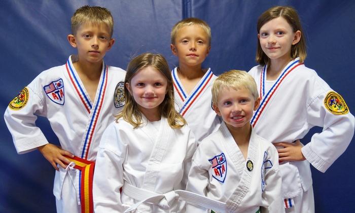 Hockman's ATA Martial Arts - Multiple Locations: Krav Maga or Traditional Martial-Arts Classes or 1.5-Hour Birthday at Hockman's ATA Martial Arts (Up to 91% Off)