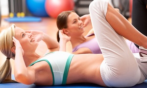 Divine 24hr Fitness: One or Three Months of Women's or Co-Ed Fitness Classes at Divine 24hr Fitness (Up to 72% Off)