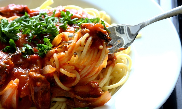 Cafe Mangia - Colchester: Italian Cuisine at Cafe Mangia (Up to Half Off). Three Options Available.