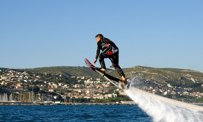 Overhead Water Sports - Madeira Beach: $249 for Hoverboarding for Two at Overhead Water Sports ($500 Value)