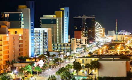 Groupon Deal: Stay at Sonesta ES Suites Myrtle Beach in Myrtle Beach, with Dates into February