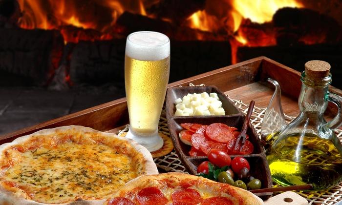 Pizza Man-Hawaiian Gardens - ABC: One Pizza with Purchase of One Pizza at Pizza Man-Hawaiian Gardens