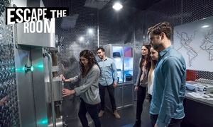 Escape Room Experience at Escape The Room DC   at Escape The Room, plus Up to 6.0% Cash Back from Ebates.