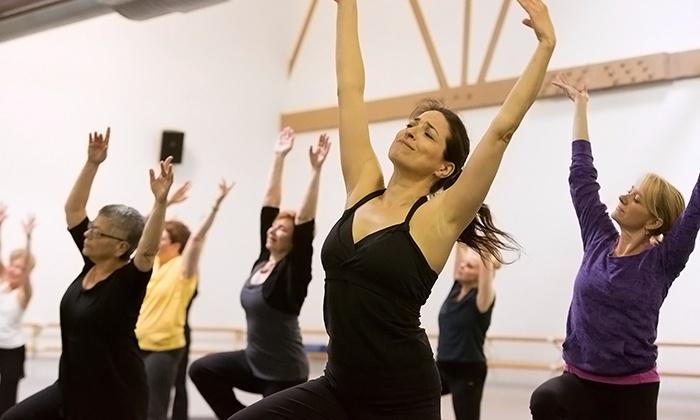 Rachel Klapper Movement Arts - Multiple Locations: 2, 8, or 16 Dance-Fitness Classes from Rachel Klapper Movement Arts (50% Off)