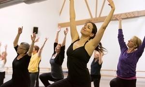 Rachel Klapper Movement Arts: 2, 8, or 16 Dance-Fitness Classes from Rachel Klapper Movement Arts (50% Off)