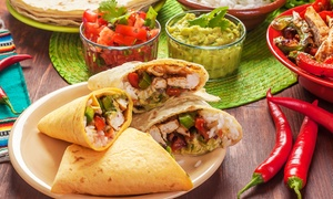 Bisteccheria: Menu messicano con tris di antipasti, tris di fajitas, dolce e sangria (sconto fino a 78%)