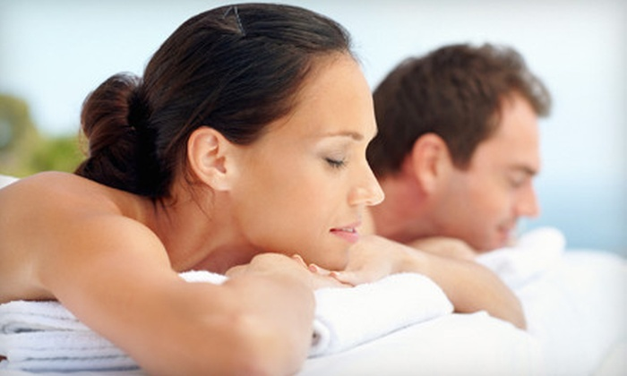 Lincoln Avenue Spa - Calistoga: $79 for Calistoga Body-Mask Experience for Two at Lincoln Avenue Spa in Calistoga (Up to $170 Value)
