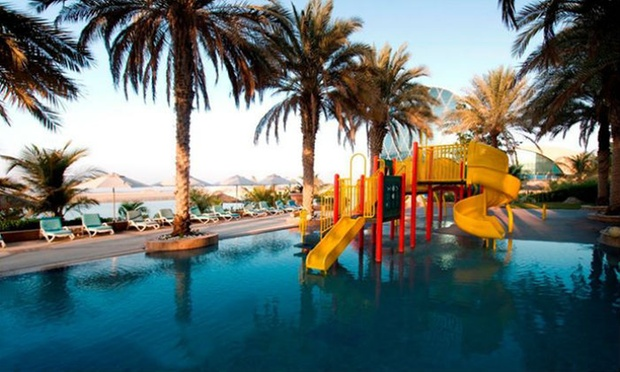 Beach pool al raha beach hotel al raha beach hotel - Hotels in abu dhabi with swimming pool ...