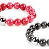 Jade Bead Stretch Bracelet