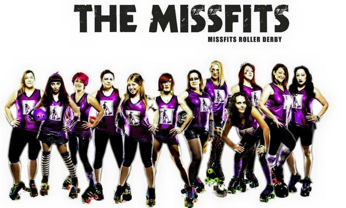 Missfits Roller Derby Boot Camp - Humble: $24 for $60 Worth of Roller Derby  at Missfits Roller Derby Boot Camp