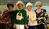 """Golden Girls LIVE On Stage A Drag Parody with Music! - Club Café: """"Golden Girls Live: The Golden Girls Experience - An Interactive 80s Sitcom Live on Stage!"""" on February 3–April 2"""
