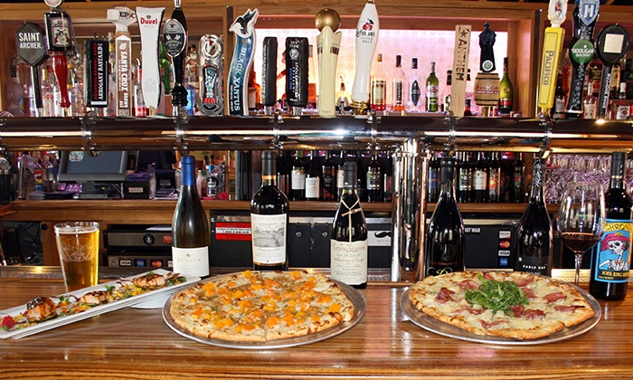 Vinz Craft Bar & Restaurant - Central Escondido: $20 for $35 Worth of Boutique Wine and Craft Beer Inspired Cuisine at Vinz Craft Bar & Restaurant