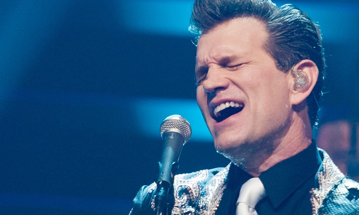 Chris Isaak - Arena Theatre: Chris Isaak at Arena Theatre on Saturday, August 16, at 8:30 p.m. (Up to 54% Off)