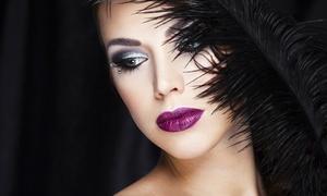 Beleza: Restructuration des sourcils avec teinture et maquillage du visage de jour ou de soirée à 19,90 € à l'Institut Beleza