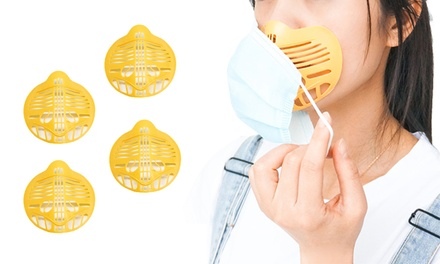 Reusable Mask Inner Cushion Pad Holder: Four ($9.95) or Eight ($15)