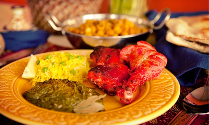 Flavors - Baymeadows: Indian Cuisine for Two or Four at Flavors (Up to Half Off)
