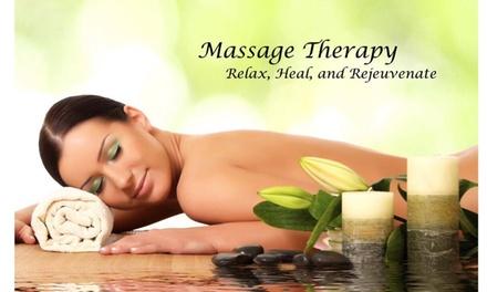 Up to 60% Off Massage Package  at Healing Sense Massage Spa