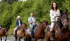 JuRo Stables - Mount Juliet: Two or Four One-Hour Guided Horseback Trail Rides at JuRo Stables (Up to 51% Off)