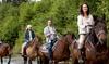 LA ESPERANZA - La Esperanza: Paseo a caballo y menú en restaurante La Tasca para dos 2 o 4 personas desde 29,90 €